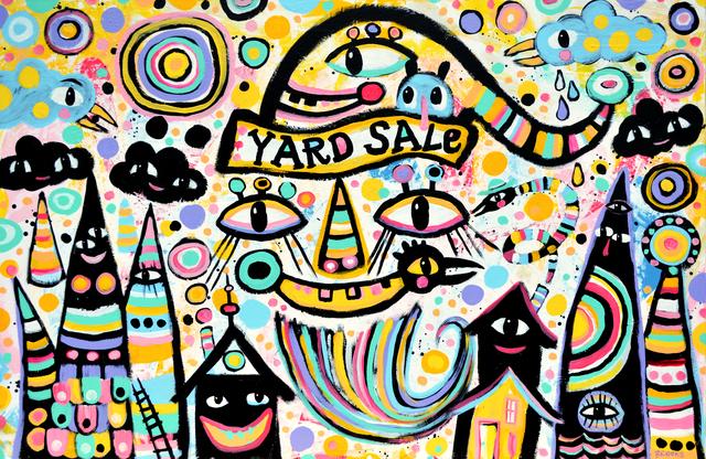 , 'Yard Sale,' 2016, Spalding Nix Fine Art