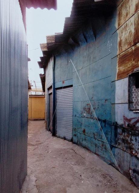 , 'Els Encants Vells,' 2013, Ana Mas Projects