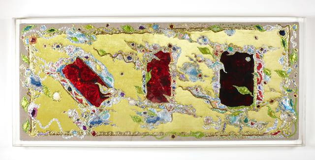 Thomas Lanigan-Schmidt, 'Cool Spring Leaves & Hot Summer Roses', 1989-1990, Pavel Zoubok Fine Art