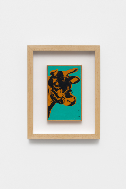 , 'Andy Warhol, Cow,' 1971, Galerie Mitterrand