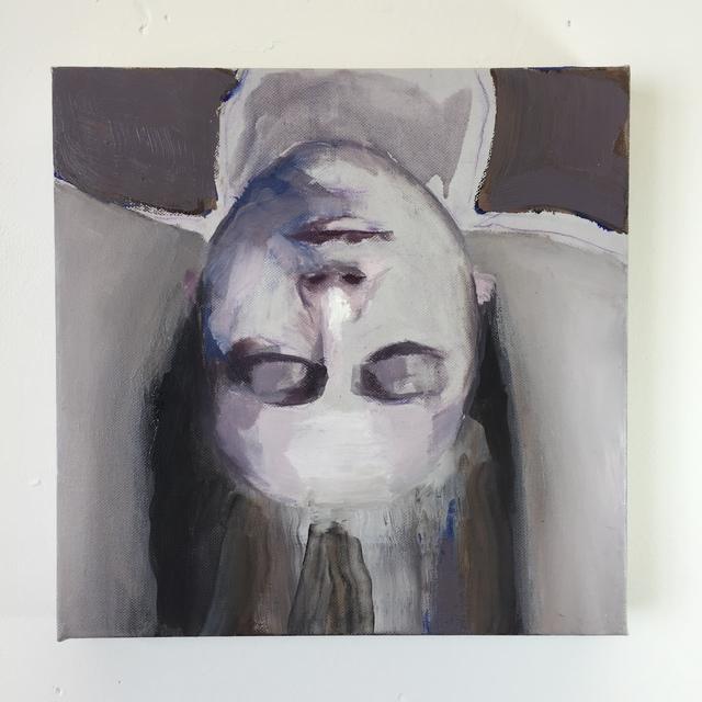 Tomas Harker, 'Portait (Upside Down)', 2018, bo.lee gallery
