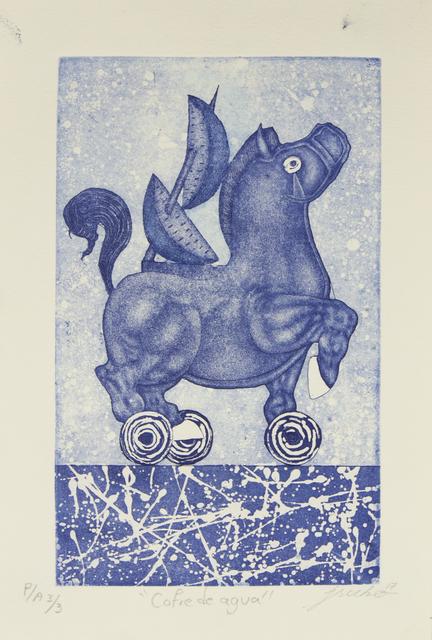 Isidro Fabián, 'Cofre de agua', Bernardini Art Gallery & Auction House