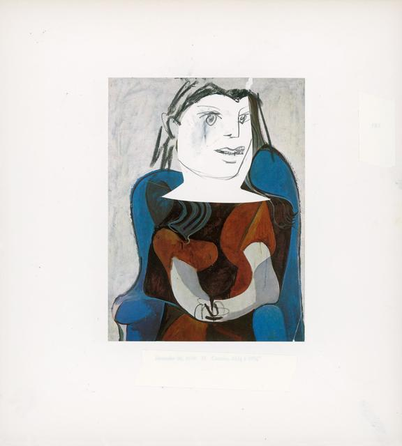 , 'Untitled,' 2011, Almine Rech Gallery