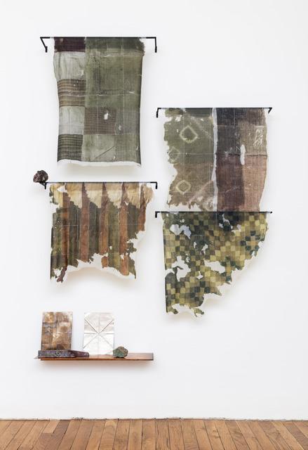 , 'Excavation Annotations,' 2017, Federica Schiavo Gallery