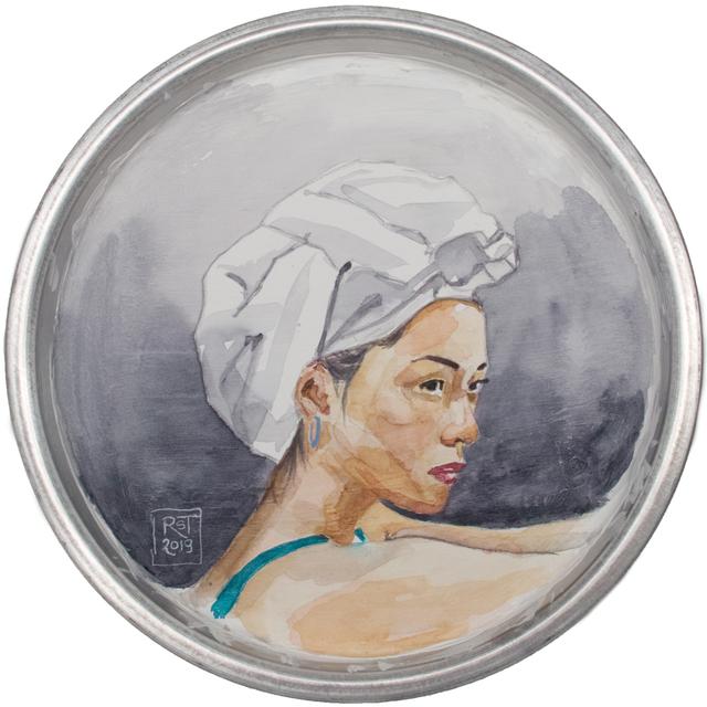, 'Towel,' 2019, Vin Gallery