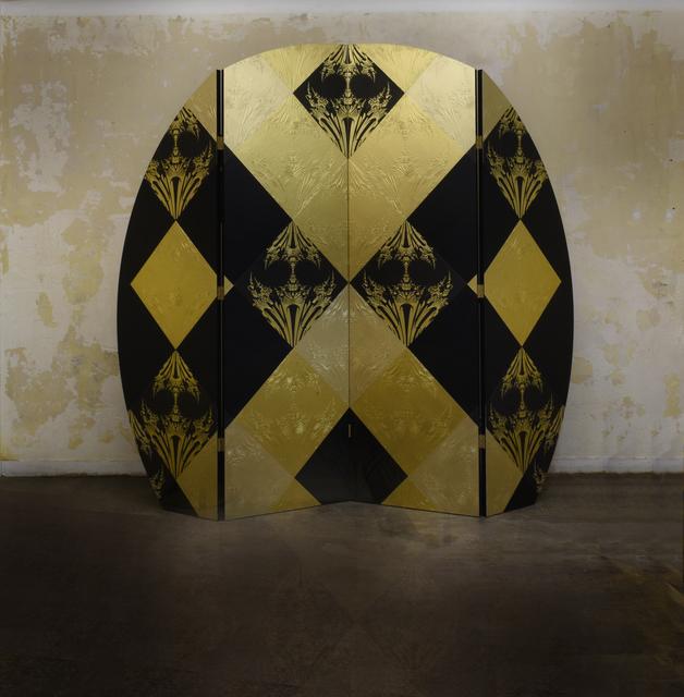 , 'Dandelion Wallpaper,' 2012, Armel Soyer