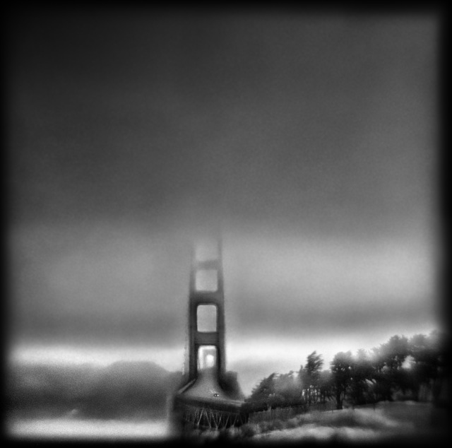 Susan Burnstine, 'Golden Gate Bridge, 5:58AM, from Absence of Being', n.d., Etherton Gallery