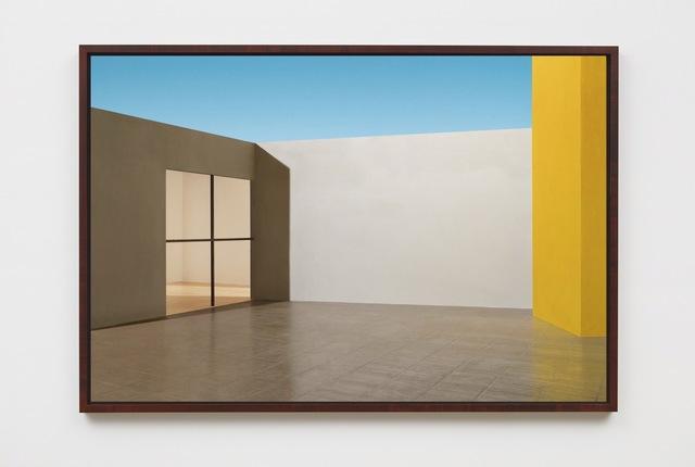 , 'El Eco Courtyard,' 2017, Sean Kelly Gallery