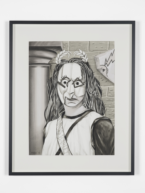 Mary Reid Kelley, 'Lightning Over Miss Barley', 2013, Studio Voltaire