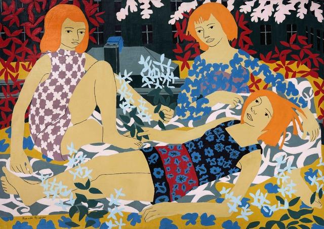 , 'Sun Bathers,' 1969, Tatha Gallery
