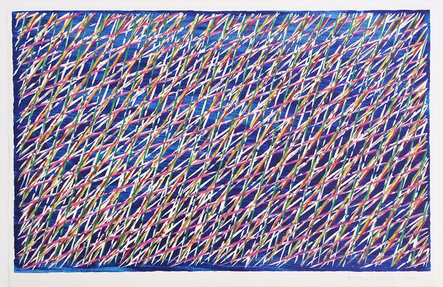 Piero Dorazio, 'Jahresgabe 1984', 1984, Hans den Hollander Prints