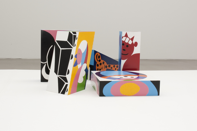 , 'Untitled / Prismas (G),' 1968-2013, Barbara Thumm