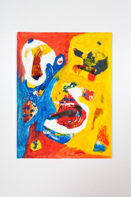, 'Strawberry Acid, Blueberry Jam,' 2017, Reyes Projects