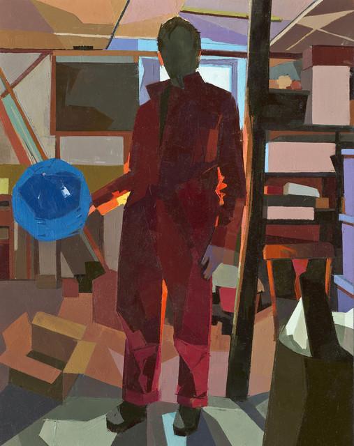 , 'Orange Jumpsuit,' 2015, Stanek Gallery