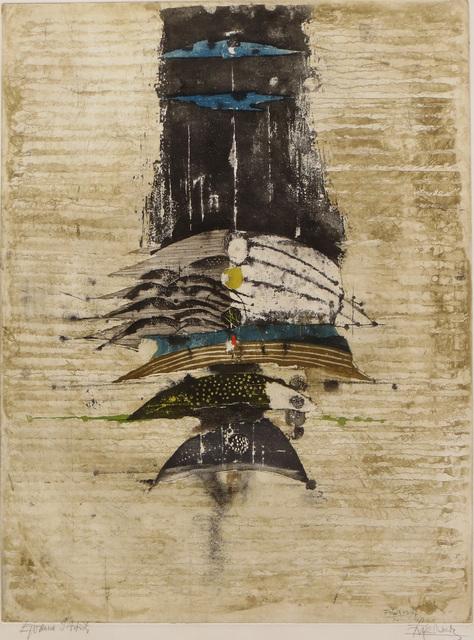 Johnny Friedlaender, 'Composition, 1963', 1963, Joseph Grossman Fine Art Gallery