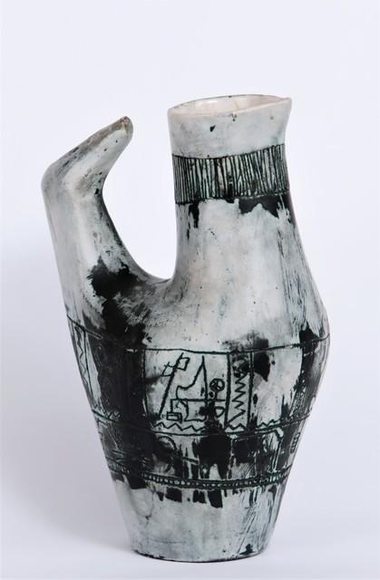 , 'Vase Oiseau,' ca. 1955, Lebreton