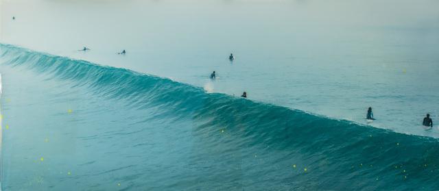 , 'Surfers,' , Claire Carino Contemporary