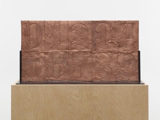 , '0-9,' 2009-2012, Matthew Marks Gallery