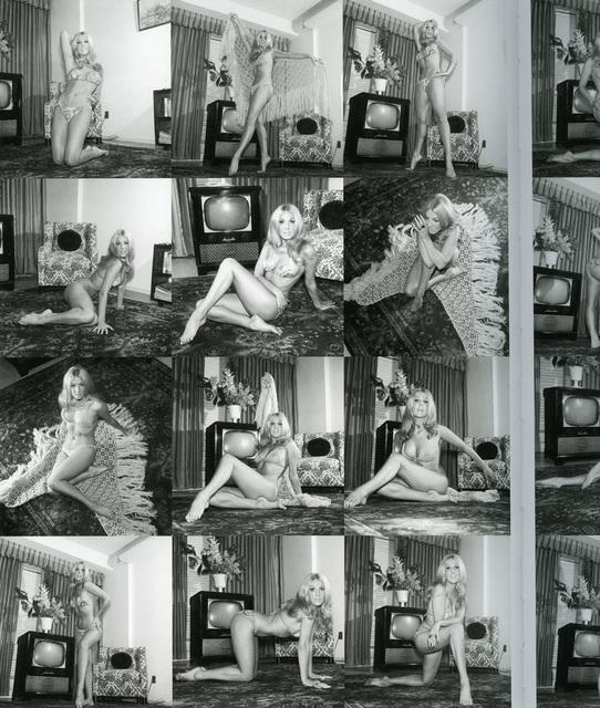 , 'Jacqueline Voltaire I, reportaje para el periódico Cine Mundial,' ca. 1975, ROSEGALLERY