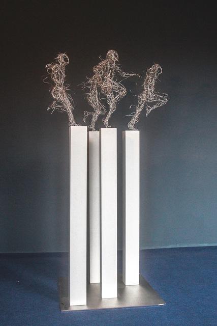 , 'Transit,' 2014, GALERIE BENJAMIN ECK