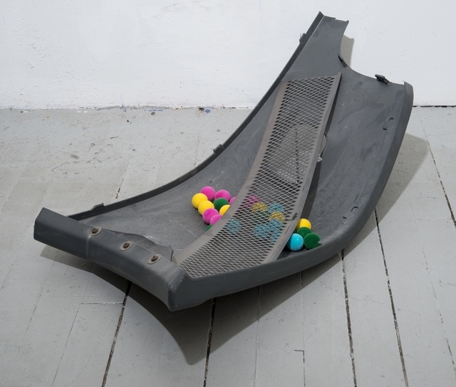 , 'Advisement,' 2014-2016, Nathalie Karg Gallery