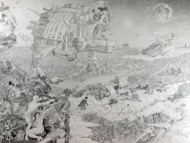 Shen Gui, 'Le 2e Péché Originel', 2006, Illuminati Fine Art
