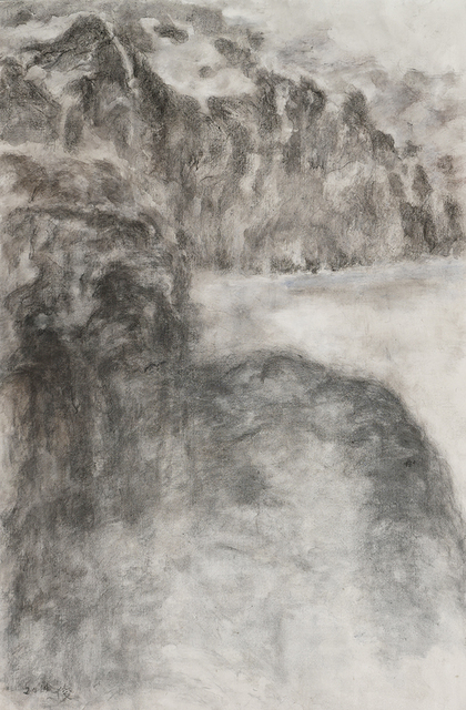 , 'Jotting of Sakashita No.2 : Chinshui Cliff,' 2013, Yuan Ru Gallery