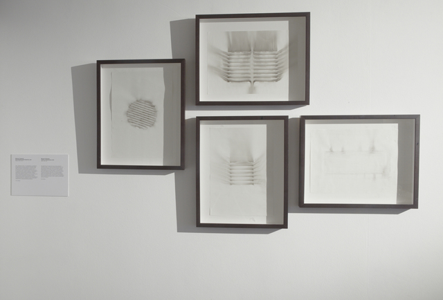 , 'Ventillation grilles,' 2010, Laboratoria Art & Science Space
