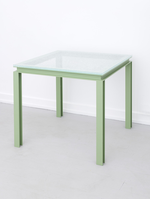 , 'Iron Table,' 2018, Etage Projects