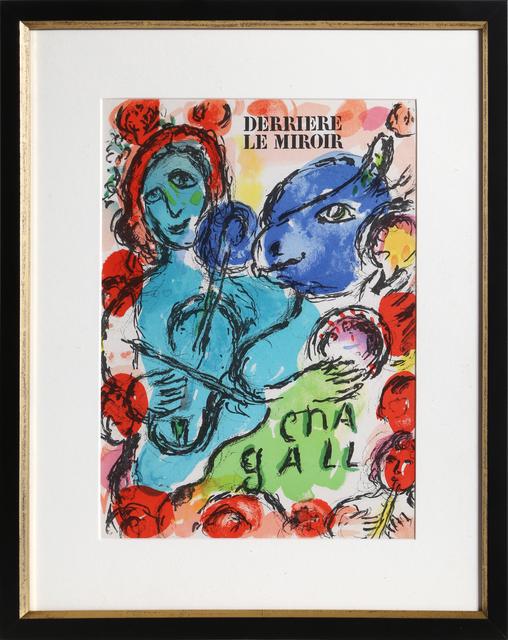 Marc Chagall, 'Derrière le Miroir Cover', 1972, RoGallery