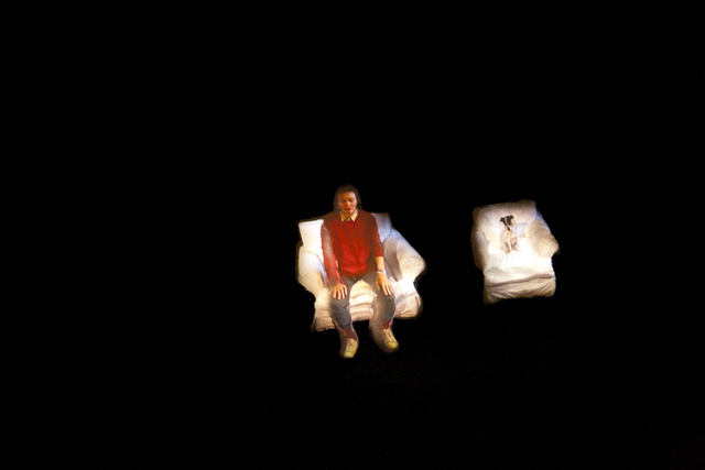 Laurie Anderson, 'From the Air', 2008, MASS MoCA