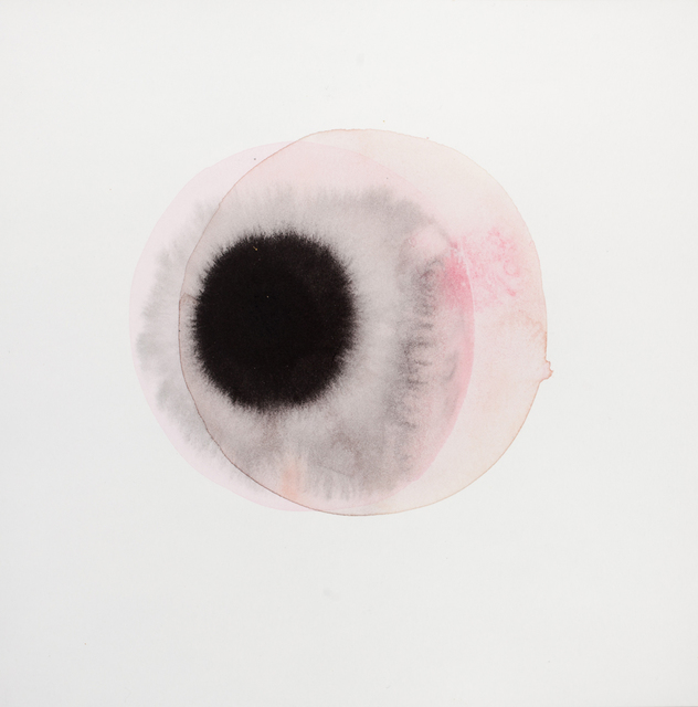 , 'Waiting for a Supernova (black pupil),' 2016, G. Gibson Gallery