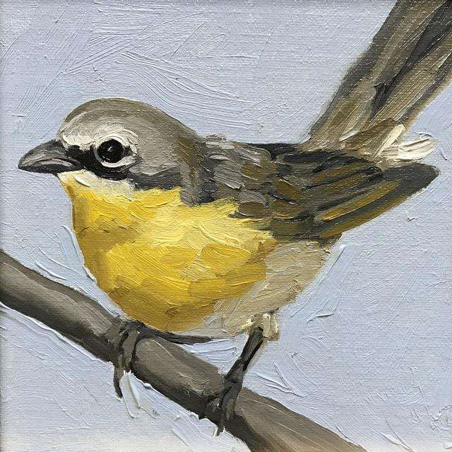 Lucinda Kasser, 'Yellow-breasted Chat', N/A, Fe Gallery