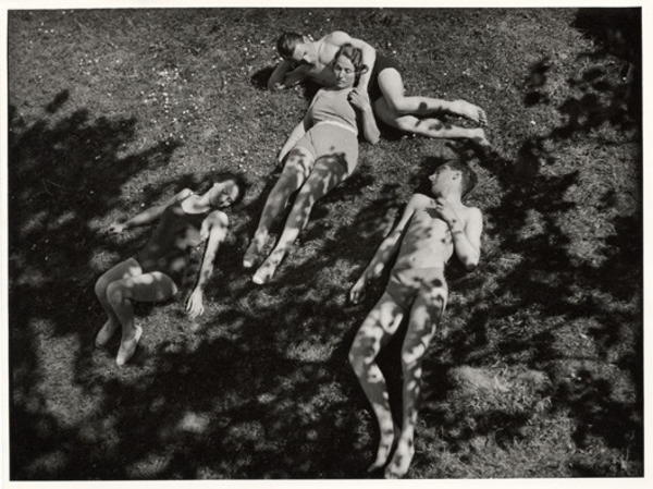 , 'Summer in the Park,' 1932, Galerie Julian Sander