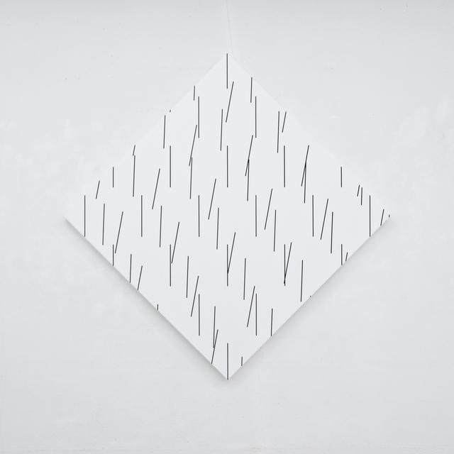 , '3D concertant n°10: 100°-90°-88°,' 2015, A arte Invernizzi