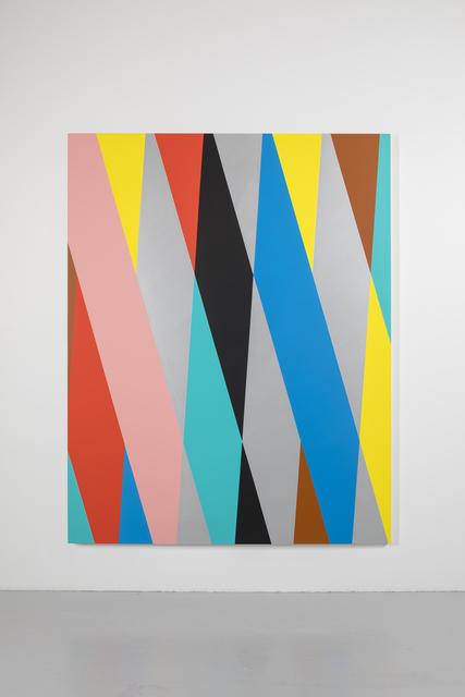 , 'Salsa Silver,' 2017, David Risley Gallery