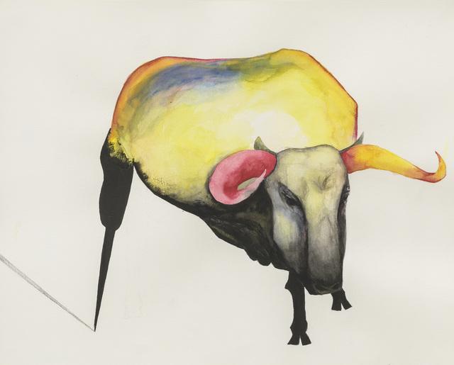 Grace Schwindt, 'Bull', 2018, Zeno X Gallery