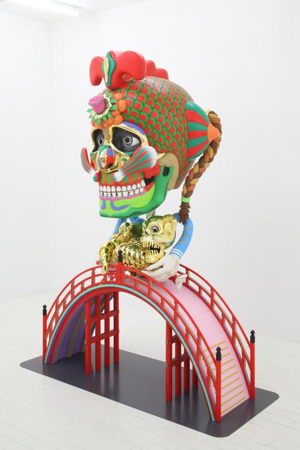 , 'Uncrossable Arched Bridge,' 2011, Gary Tatintsian Gallery
