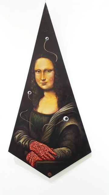 , 'Enigmatic Romance,' 2017, Di Legno Gallery