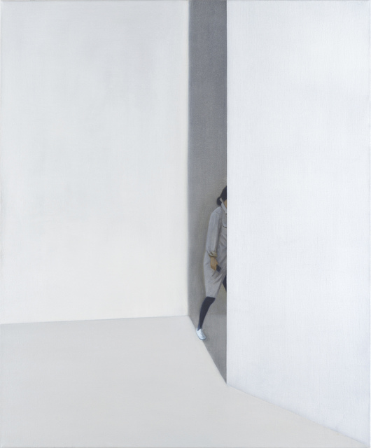 , 'White Walls,' 2018, Pace Gallery