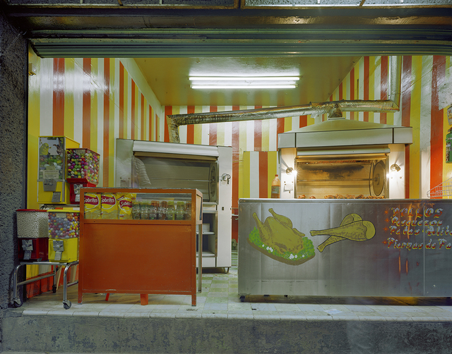 , 'Rotisserie Chicken Shop, El Country, Naucalpan, Mexico State, Mexico,' 2006, Robert Klein Gallery