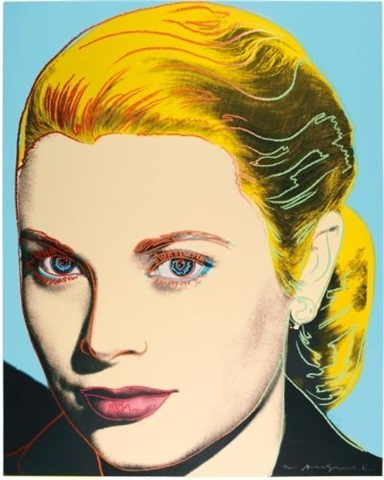 , 'Grace Kelly (F & S II. 305),' 1984, David Benrimon Fine Art