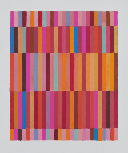 Ronnie Hughes, 'Vibrato 10', 2018, Gibbons & Nicholas