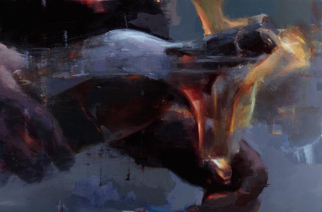 , 'Catalyst,' 2017, Lazinc