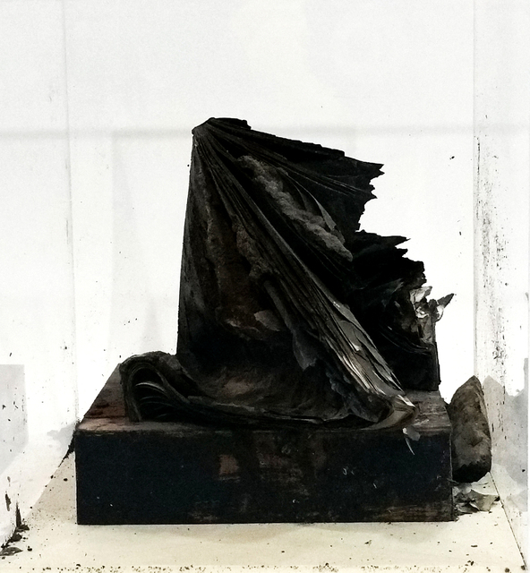 , 'Burned Book 2015-27,' 2015, EGG Gallery