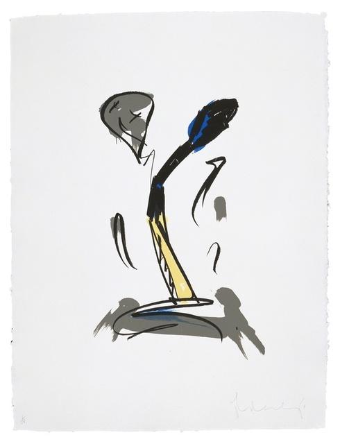 Claes Oldenburg, 'Extinguished Match', 1990, Reynolds Gallery