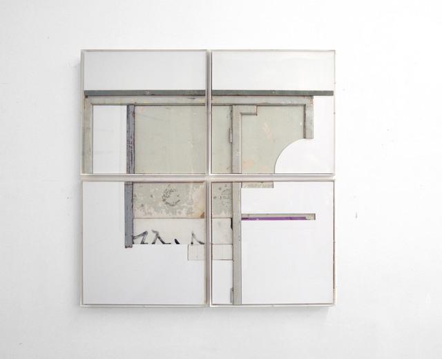 , 'A finite slice of infinite space #16,' 2018, MPV Gallery