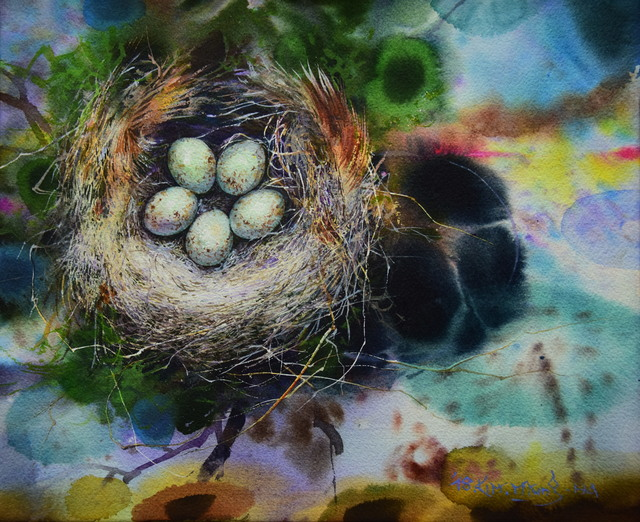 , 'Space - A nest,' 2018, Kate Oh Gallery