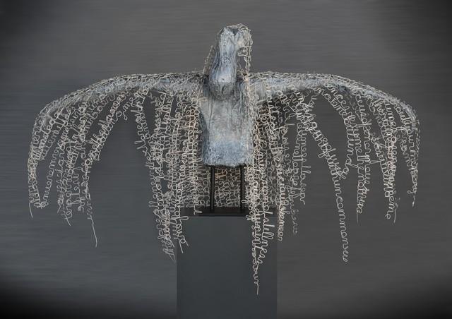 , 'Water Rising,' 2018, HOHMANN