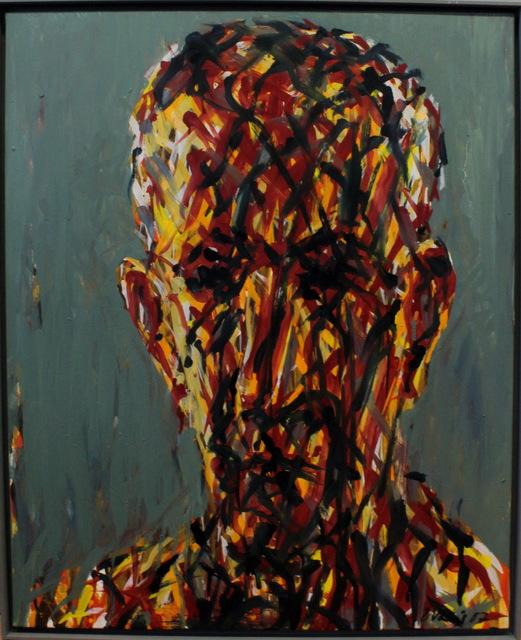 , 'Kopf E.K.,' 2007, Galerie Klose